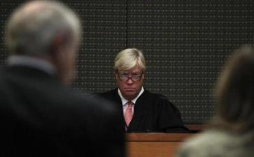 DISTRICT COURT JUDGE JAMES J. McGOVERN once allowed a defendant who was impaired during a court appearance to drive home.